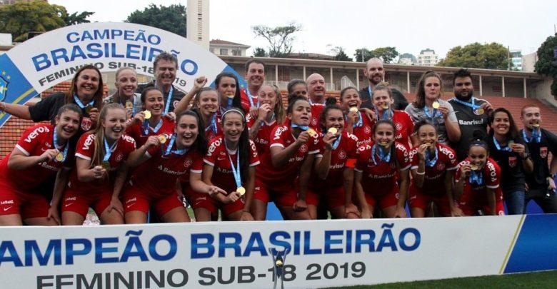 Feminino Sub-18 2019