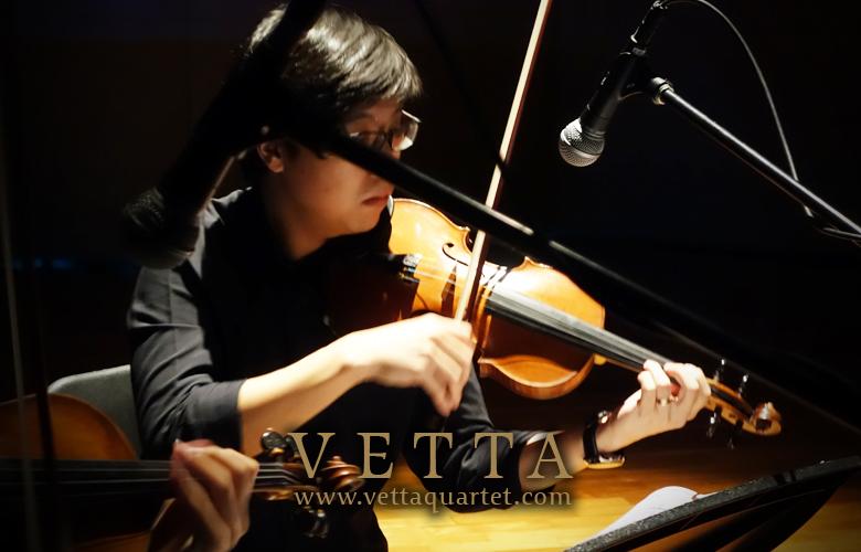 String Quartet Live Performance