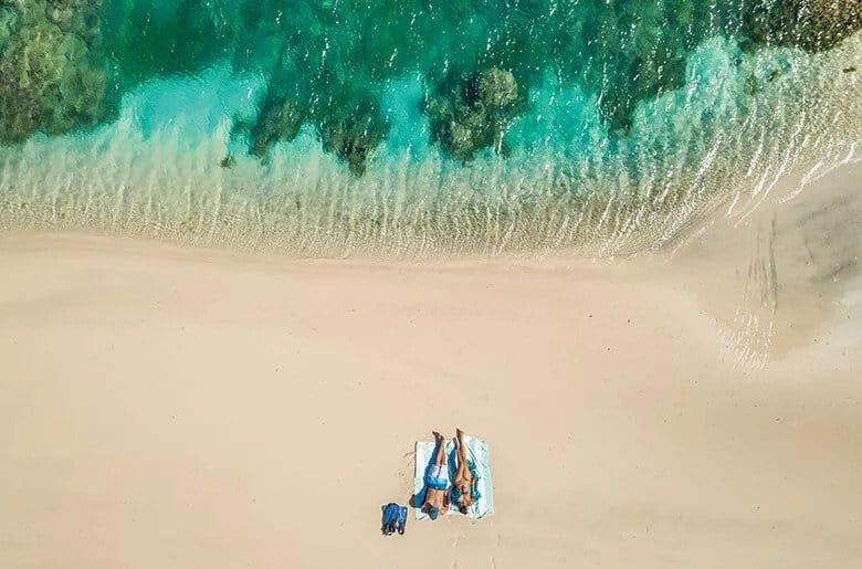 private beaches on nosy ankao