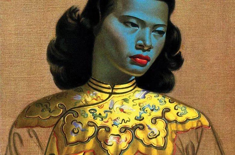 Chinese Girl, Vladimir Tretchikoff