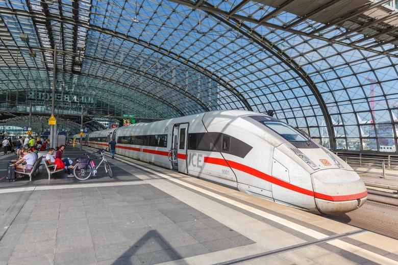 Deutsche Bahn Фото: Автор: Markus Mainka / shutterstock.com