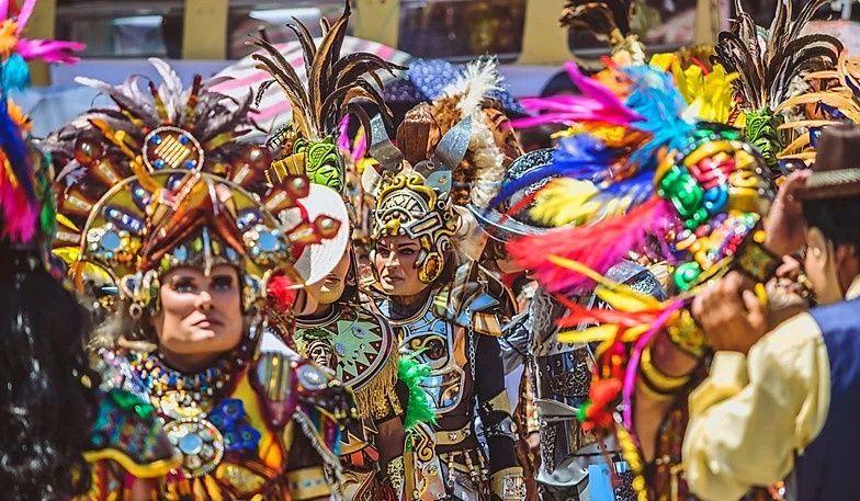 Fiestas Elenas de Santa Cruz del Quiché
