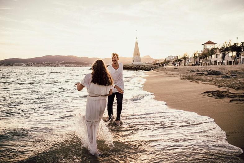 reportaje fotográfico pareja en Mallorca