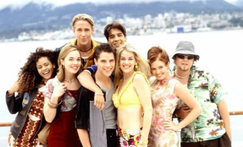 Najlepsze seriale dla nastolatków