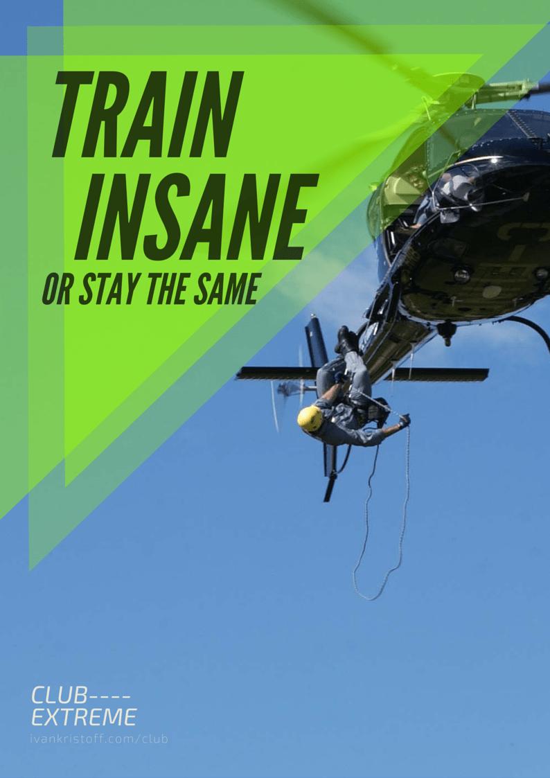 Иван Кристоф показа eкстремно спускане от голяма височина, което може да спаси човешки живот