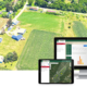 managing and monitoring several farms