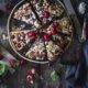 Saftiger Kirsch Mandelkuchen