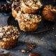 Saftige Banana Bread Muffins mit Pekannüssen