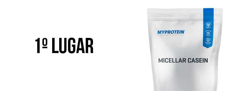myprotein caseina micelar