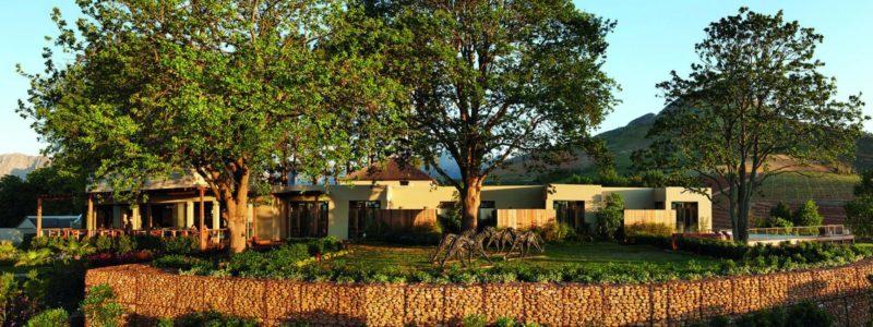 Delaire Graff Lodges Spa Main Lodge