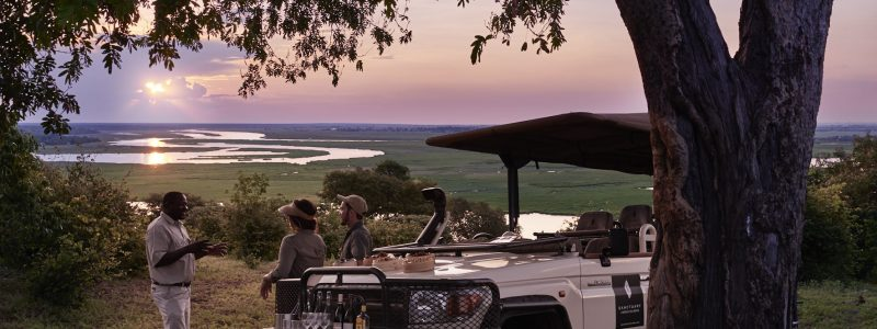 Sanctuary Retreats - Chobe Chilwero Lodge, Chobe National Park, Botswana