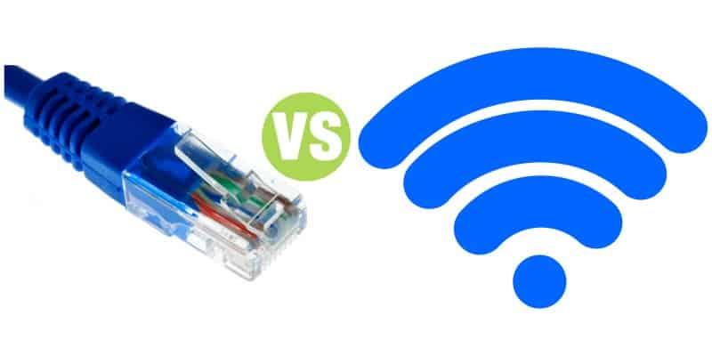 Wi-Fi vs Ethernet