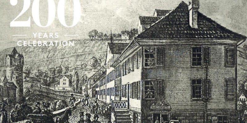 200 Jahre Christian Fischbacher
