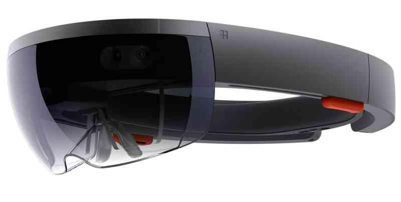 Hololens Datenbrille