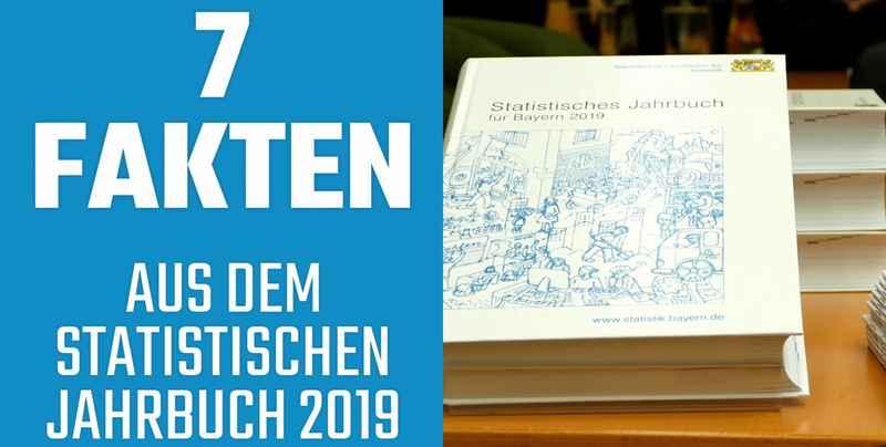Statistisches Jahrbuch für Bayern 2019