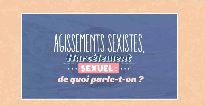 e-learning, sensi'clip, sexisme, harcèlement sexuel, égalité