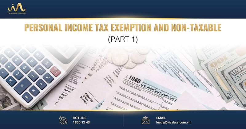 Non-taxable income