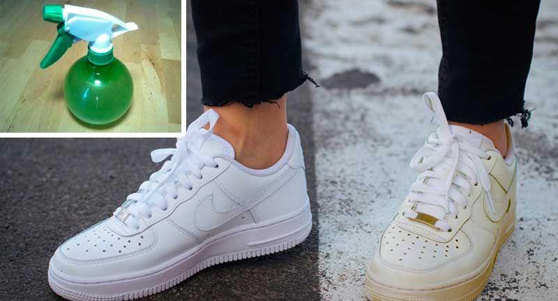 Sirke ile Tertemiz Ayakkabılar...