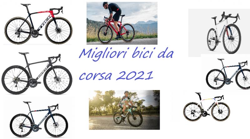 Nuove bici da corsa 2021: gli 8 modelli migliori in assoluto
