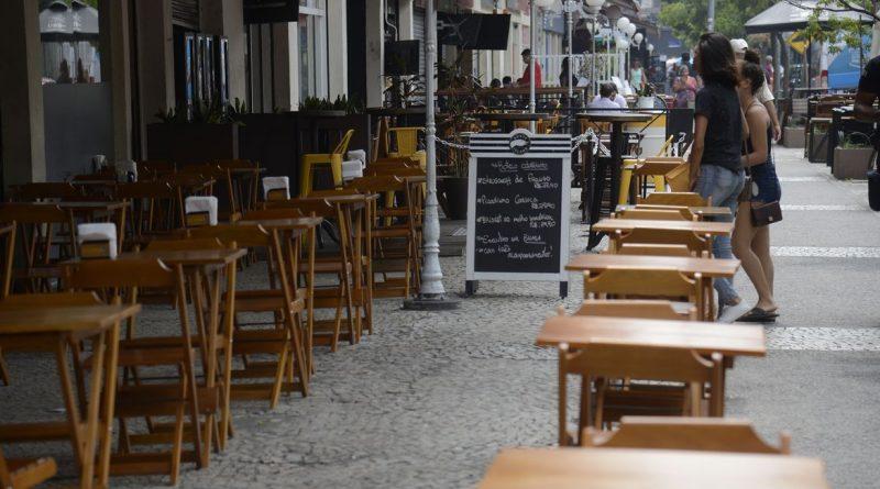 , Bares e restaurantes do Rio não têm caixa para atravessar crise, rtvcjs, rtvcjs