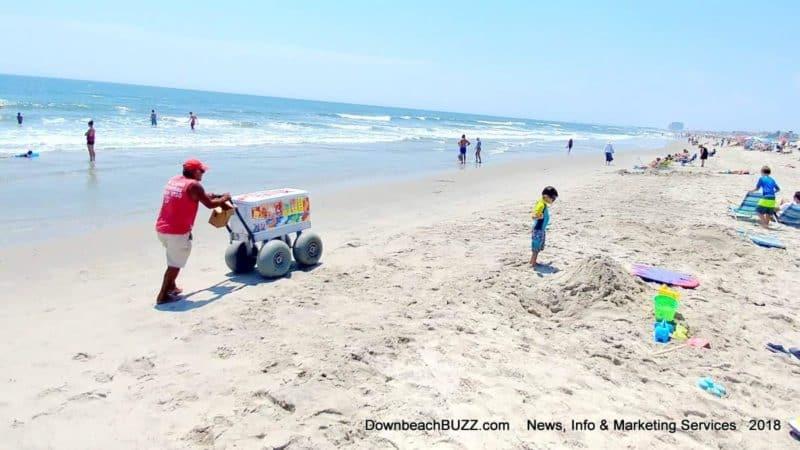 Will Ventnor Raise Beach Ice-Cream Fees?