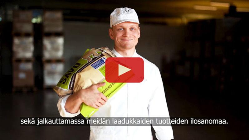 Brändivideo Dagsmark Petfood tällaista saadaan aikaan