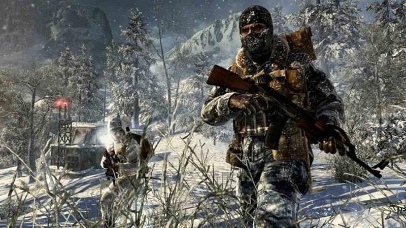Call Of Duty novo