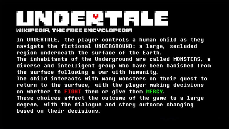 Undertale Font Family Download