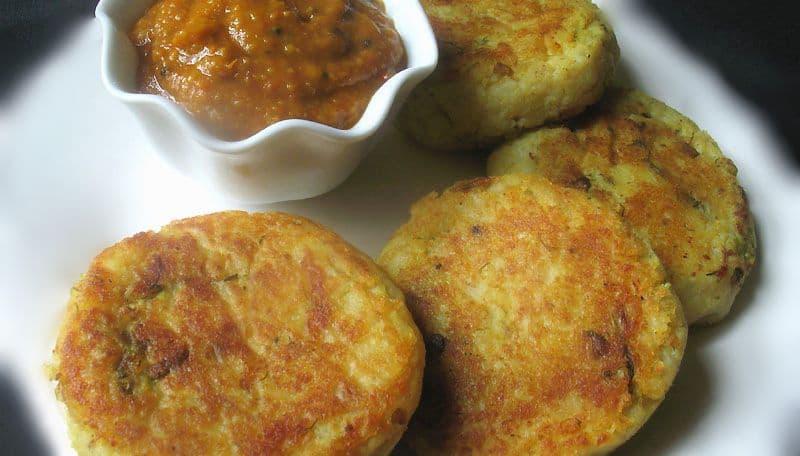 Chick Pea Pancakes (Pudla)