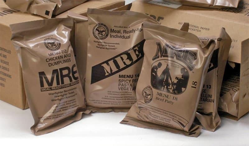 How long do MREs Last?