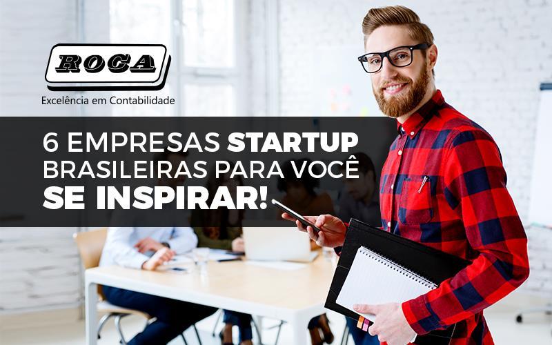 Empresas Startup Brasileiras
