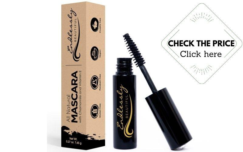 Endlessly Beautiful Natural Organic Mascara