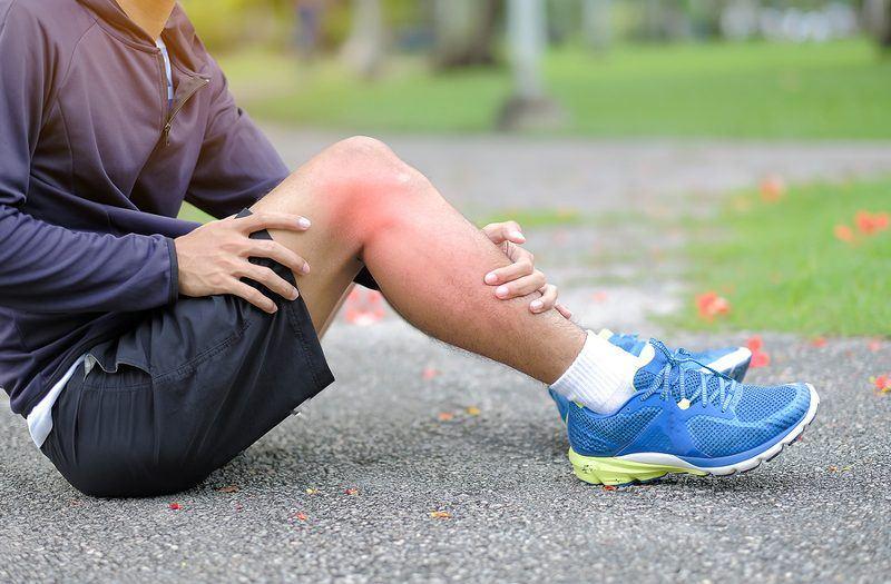 sposoby na mocne kolana i kostki
