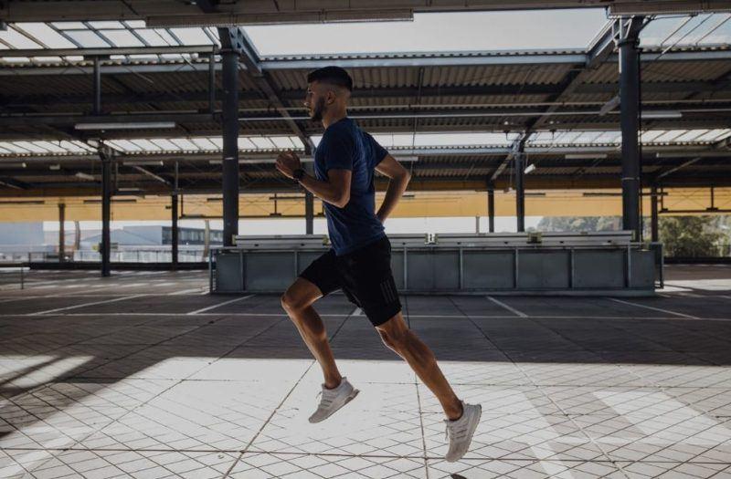 bieganie trening cardio