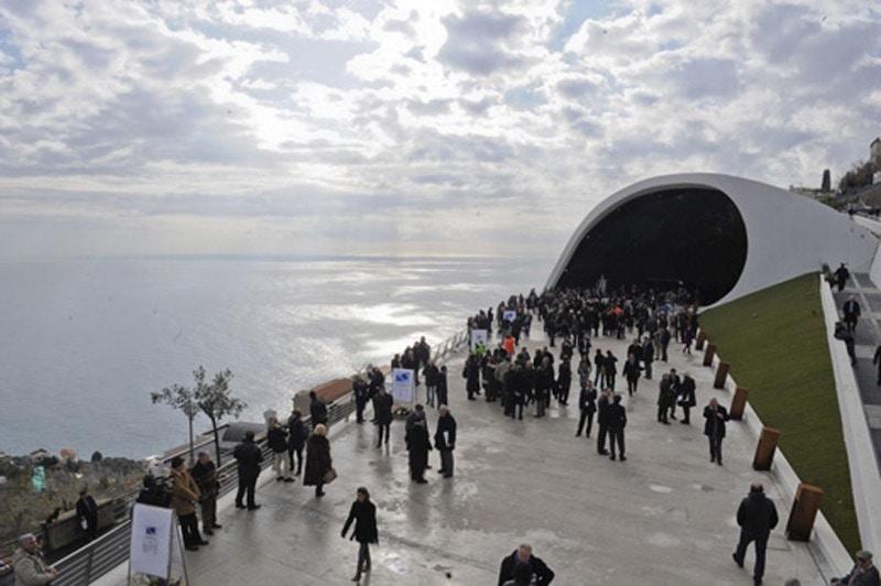ravello - Oskar Niemeyer