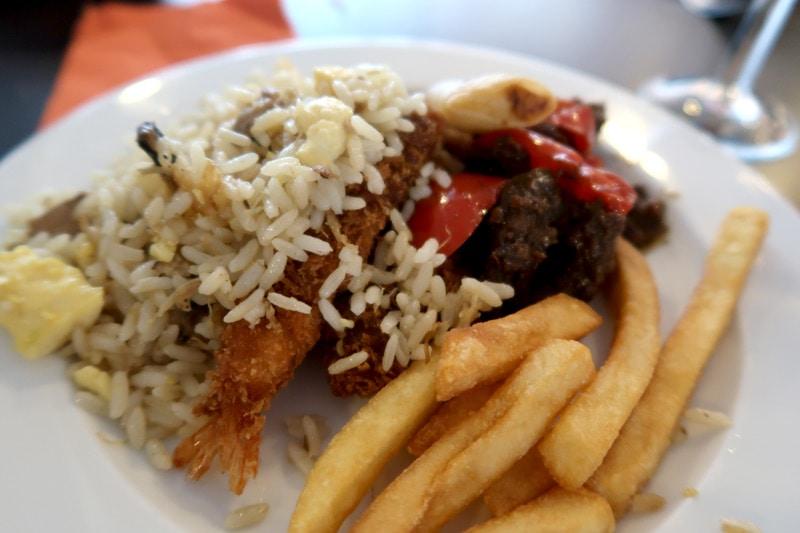DFDS Seaways Explorer's Kitchen