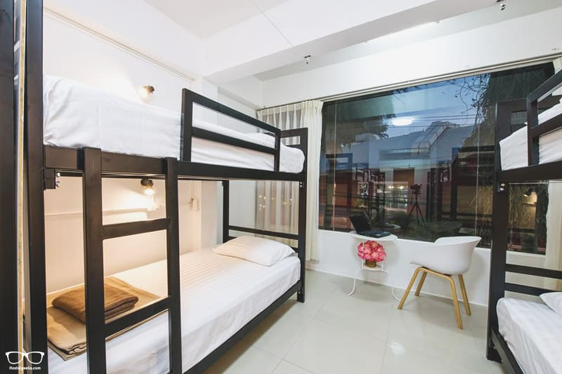 Sindy's Hostel one of the best hostels in Pattaya, Thailand