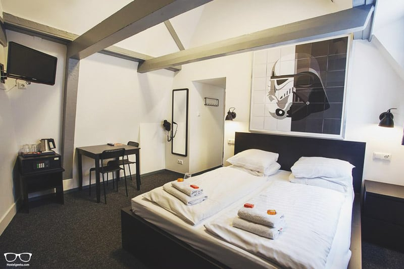 St Christopher's Inn at The Winston one of the best hostels in Amsterdam for couples