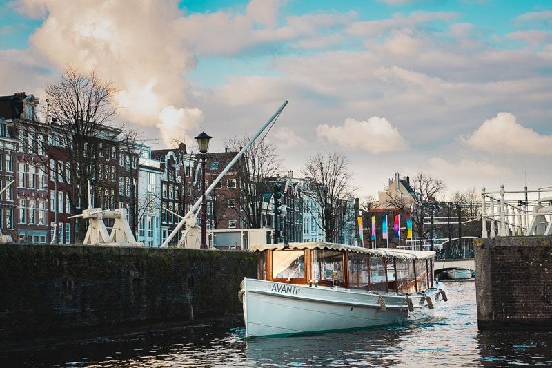 Luxe boot huren Amsterdam - Rederij Prinsengracht