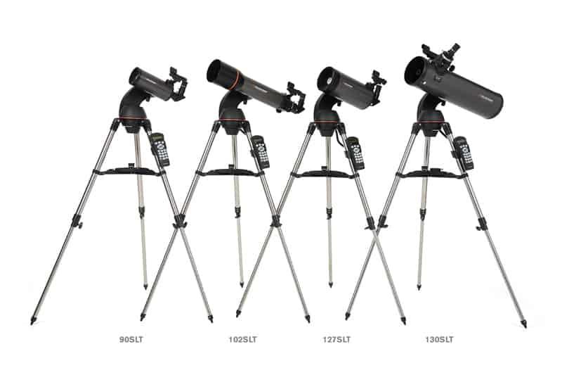 Celestron NexStar SLT telescopes