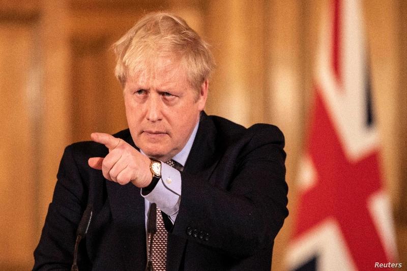 British PM Johnson under fire over his devolution remarks