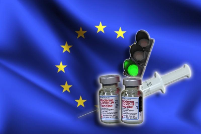 EU regulator authorises Moderna Covid-19 vaccine