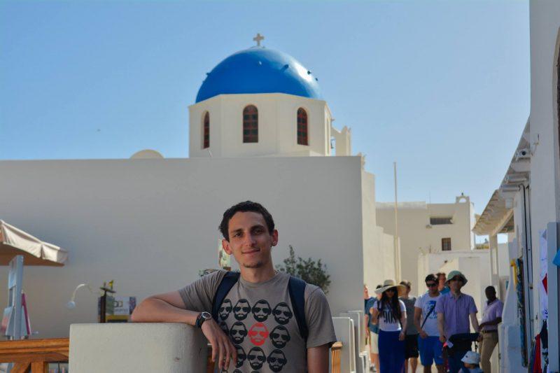 The 10 Most Romantic Destinations in The World Santorini