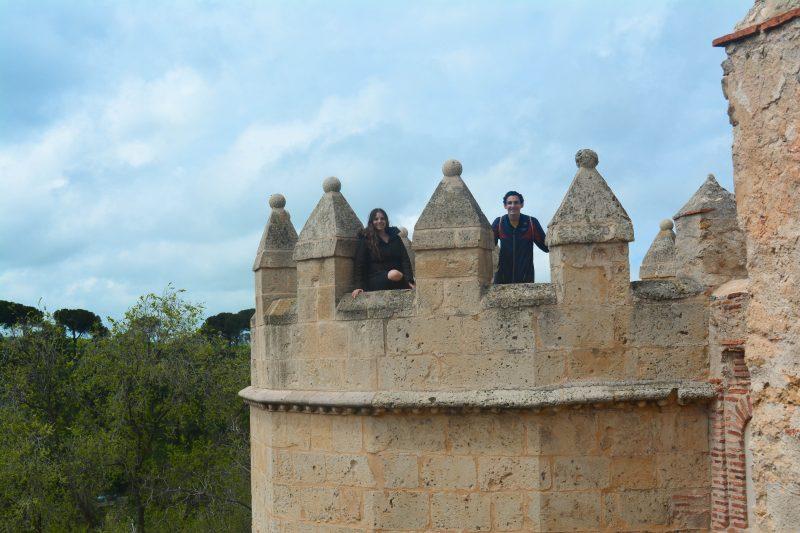 City Wall puerta s. andres Segovia