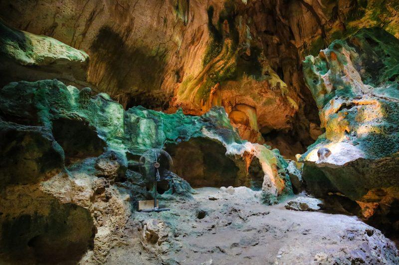 Explore the Hato Caves