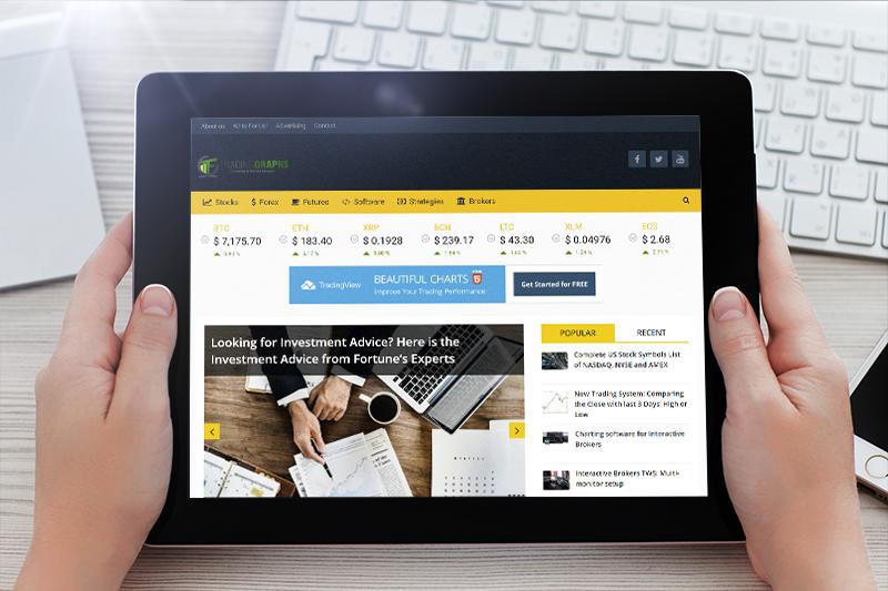 tradinggraphs-website