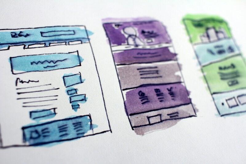 Webdesign für Firmengründer
