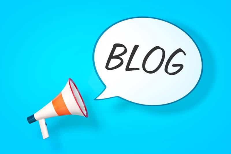 Blog bekannter machen