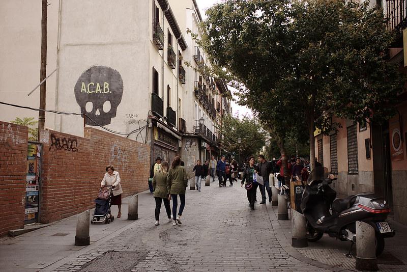 Il quartiere Lavapies combina la tradizione con il multiculturalismo / Foto: boklm (Flickr / C.C.)