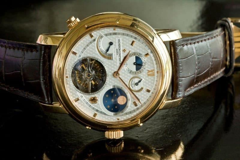 Most Expensive Watches - Vacheron Constantin Tour de I'Ile